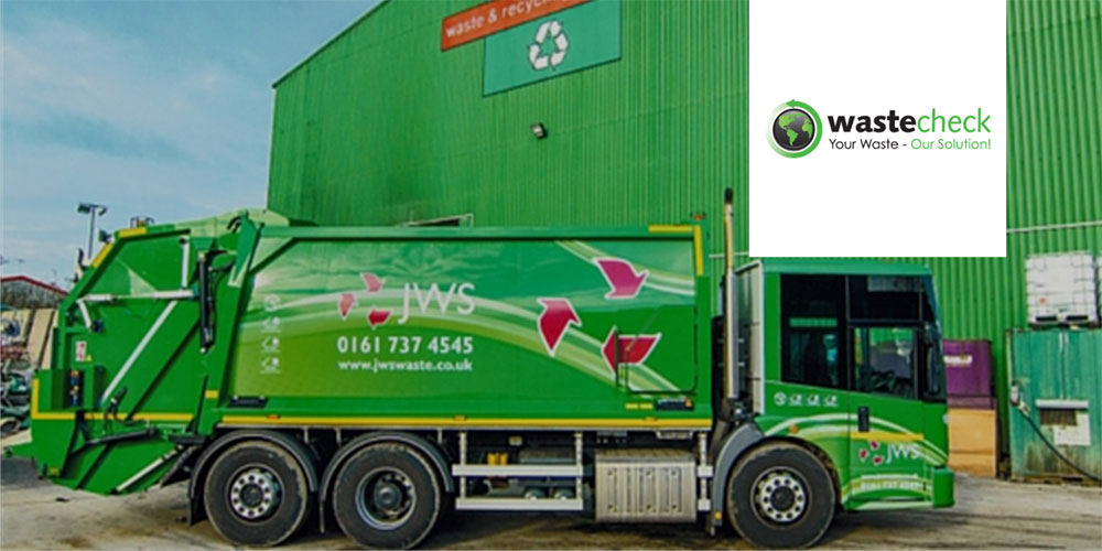 JWS Case Study With Waste Check Brokerage company