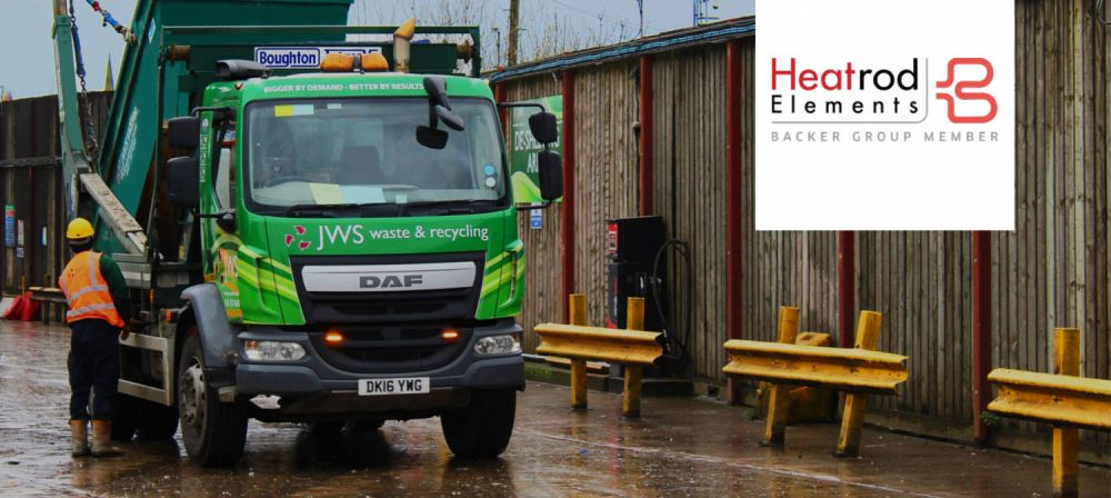 JWS Case Study With Heatrod Elements