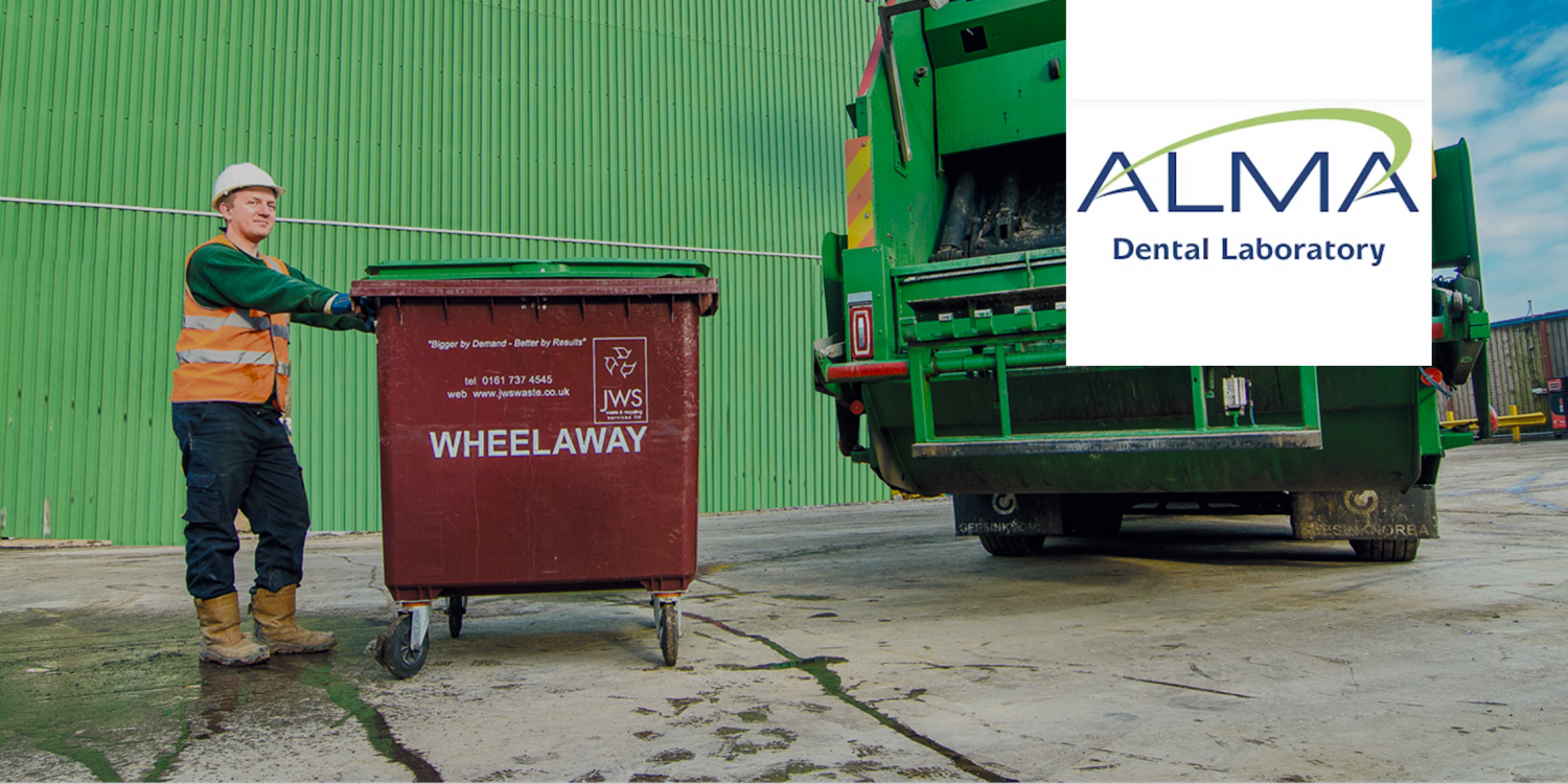 JWS Trade Waste Services for Alma Dental Laboratory