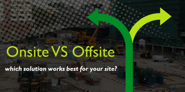 Onsite Vs Offsite Waste Segregation: Which Works Best For Your Site?