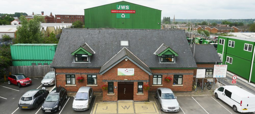 Photo: JWS office and MRF