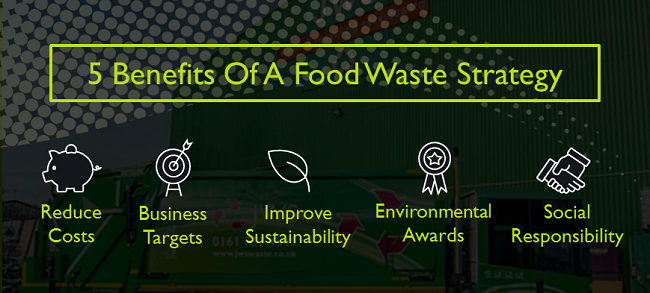 Food for Thought: 5 Benefits of a food waste strategy