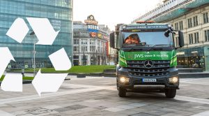 JWS Waste Management & Skip Hire - Rollonoff Skip Hire in Manchester City Centre