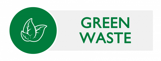 Green Waste Icon
